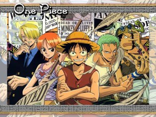 Strawhat Pirates (3)