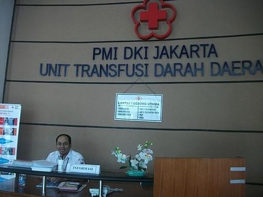 Lobby PMI DKI Jakarta