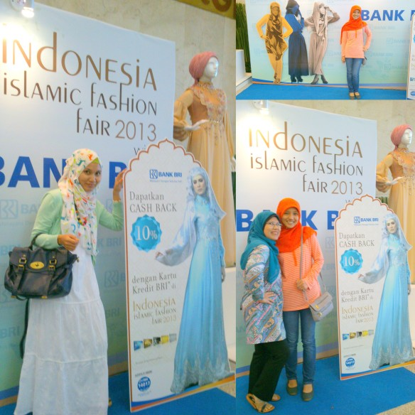 Indonesia islamic fashion fair 2013-2