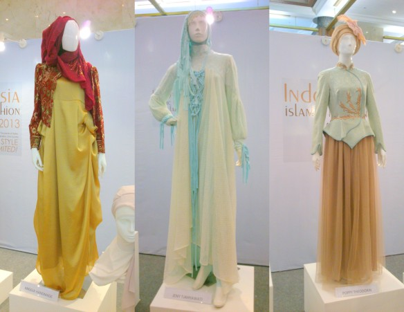 Indonesia islamic fashion fair 2013-5