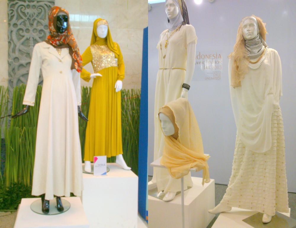 Indonesia islamic fashion fair 2013-6