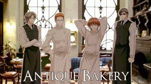Anime version: Antique Bakery