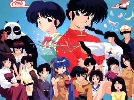 Ranma 1 2 Anime Yang Ga Masuk Akal Dan Aneh Bagaimana Tidak Sosok Ini Bisa Berubah Terkadang Jadi Laki Perempuan